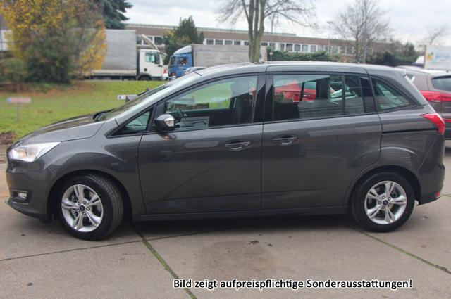 Ford Grand C-MAX - Edition: NAVI+ Parkhilfe+ 16