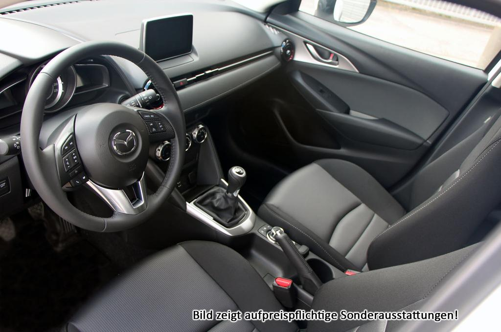 mazda cx 3 center line navi und viele weitere autos als. Black Bedroom Furniture Sets. Home Design Ideas