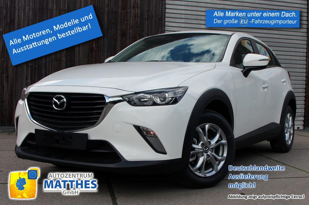 mazda cx 3 prime line klima radio el au enspiegel und. Black Bedroom Furniture Sets. Home Design Ideas