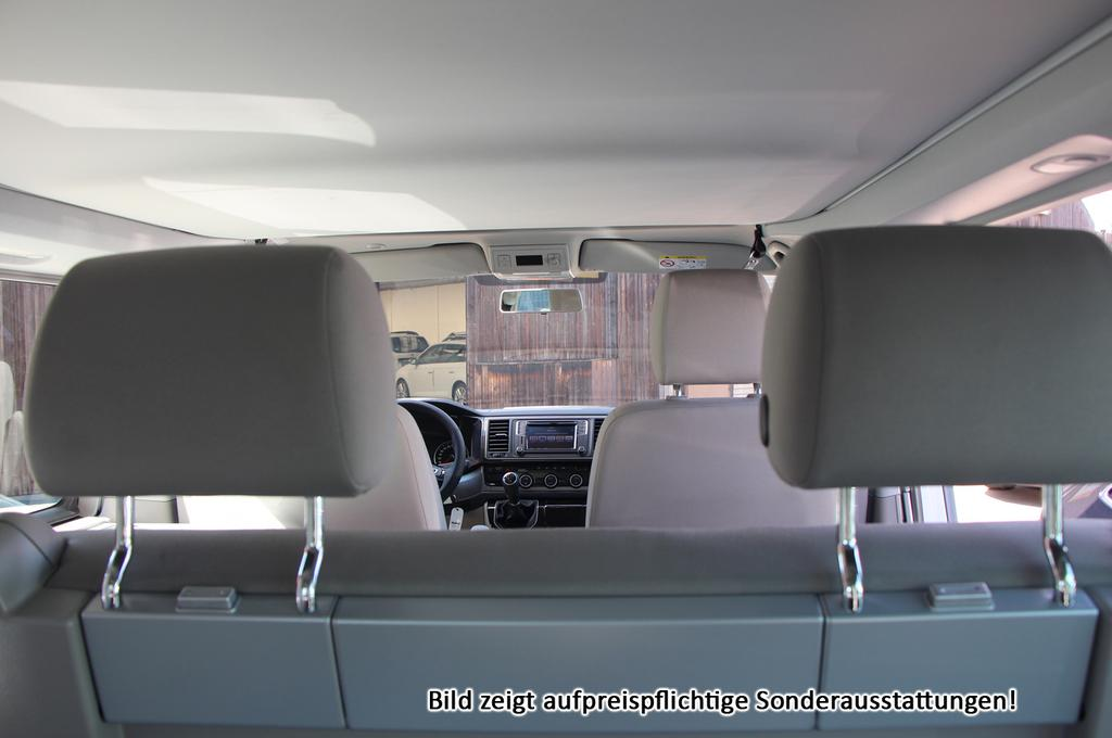 volkswagen t6 california coast k che dachbett und. Black Bedroom Furniture Sets. Home Design Ideas