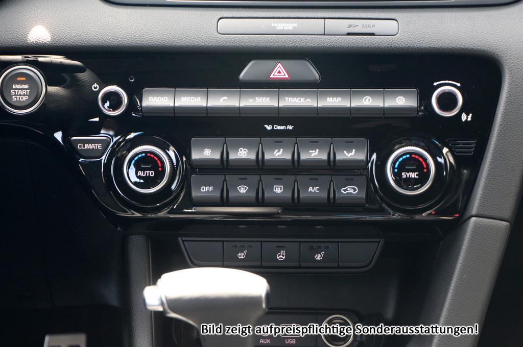 Kia Sportage Spirit :NAVI+ LEDER+ Panorama+ XENON+ WinterPak+17\