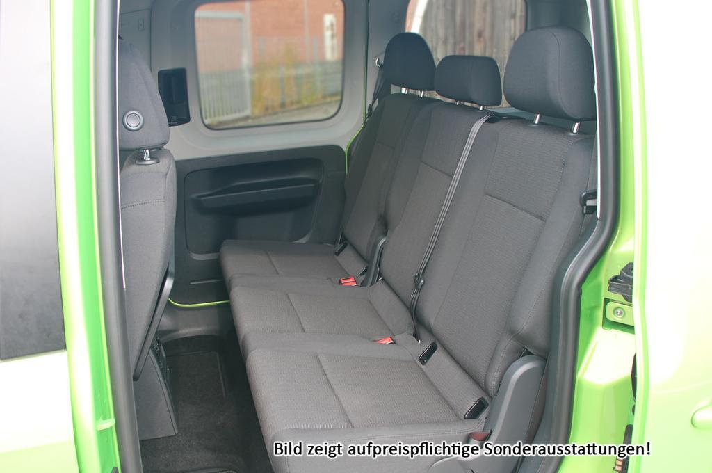 volkswagen caddy maxi comfortline und viele weitere. Black Bedroom Furniture Sets. Home Design Ideas