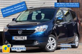 "Dacia Lodgy - Essential :ABS  ESP  15""  ISOFIX"
