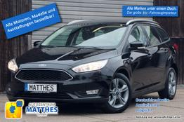 Ford Focus Turnier - Trend :Klima  Radio MP3  Lederlenkrad  E-Fenster  Bordcomputer