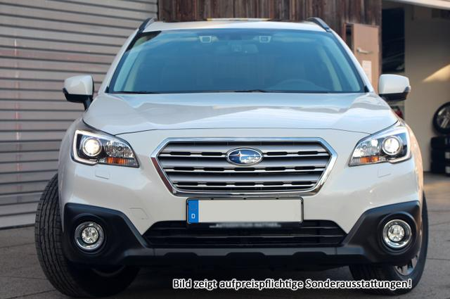 Subaru Outback - Active :Klimaauto+LED+17