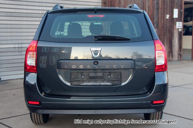 Bestellfahrzeug, konfigurierbar Dacia Logan - Comfort : KLIMA  Bordcomputer  Elektr. Seitenspiegel