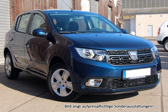 Bestellfahrzeug, konfigurierbar Dacia Sandero - Streetway :WinterPak  Klima  Tempomat