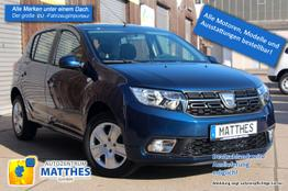 Dacia Sandero [MY2020] (Aktion!) - Comfort :KLIMA  Bordcomputer  Radio  Nebelscheinwerfer