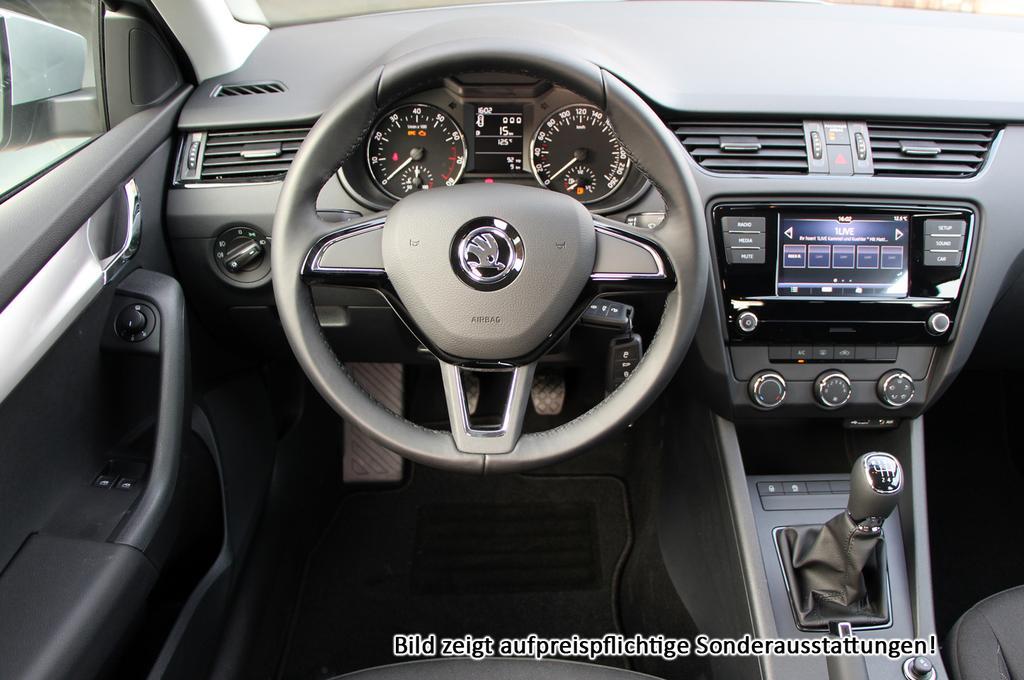 skoda octavia limo fresh :winterpak+ radioswing+ parkhilfe - und