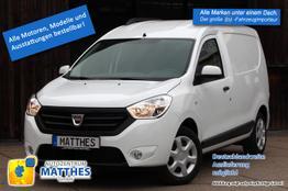 Dacia Dokker Express [MY2020] (Aktion!) - Essential :Klimaanlage  ZV mit FB  El. Fenster