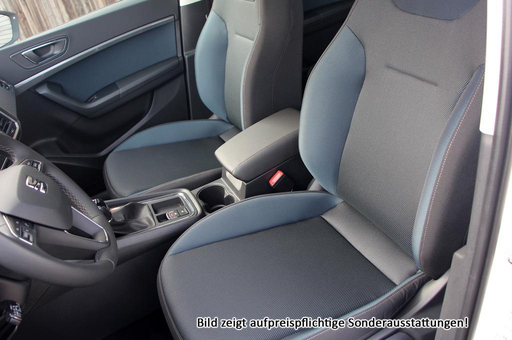 seat ateca reference neu euro6d temp radio klima front. Black Bedroom Furniture Sets. Home Design Ideas