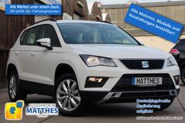 SEAT Ateca      Reference :Radio  Klima  Front Asst.  LED TagFa