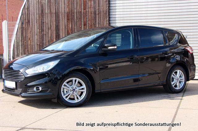 Ford S-MAX Titanium :SOFORT+ 7 Sitzer+ Handy-NAVIGATION* + ParkAsst.+ Winte