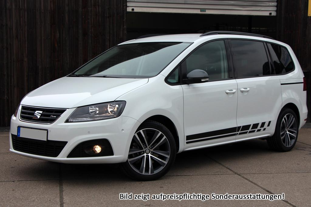 seat alhambra 2019 fr line neu euro6d temp alcantara. Black Bedroom Furniture Sets. Home Design Ideas