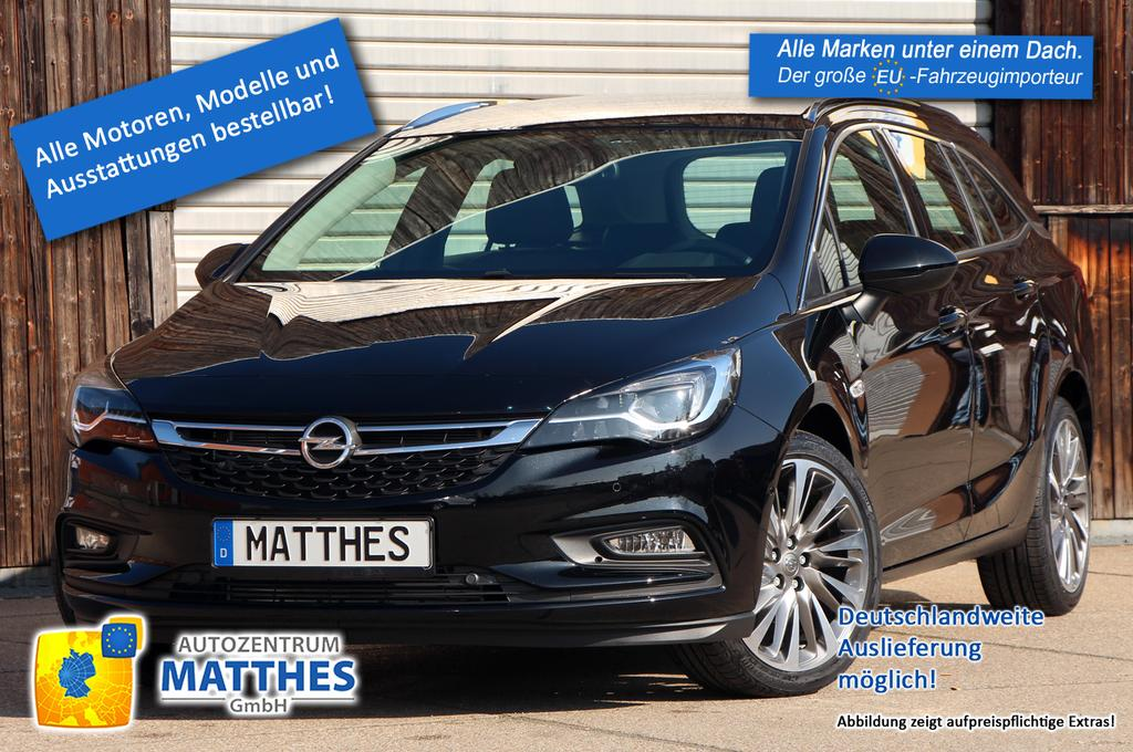 "opel astra sports tourer (k) dynamic :neu euro6d-temp+ 17""alu+"