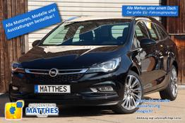 "Opel Astra Sports Tourer (K) - Edition :Radio  Tempomat  16""Stahl"