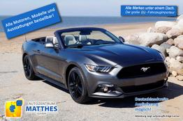 Ford Mustang - Convertible :