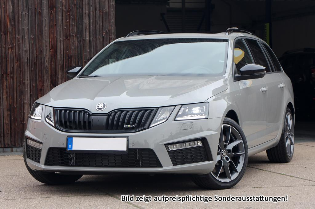 skoda octavia rs kombi aktion 245 leder 19 full led parkhilfe blackdesign und viele. Black Bedroom Furniture Sets. Home Design Ideas