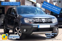 Dacia Duster - Prestige :LEDER Media Navi Look Paket  Winter Pak