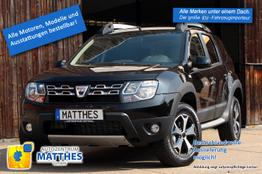 "Dacia Duster - Black Shadow :NAVI  LookPak  16"" Black  Klima   ZV mit FB"