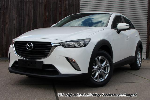 Mazda CX-3 - Sports-Line TOP :Leder BOSE Premium Sound