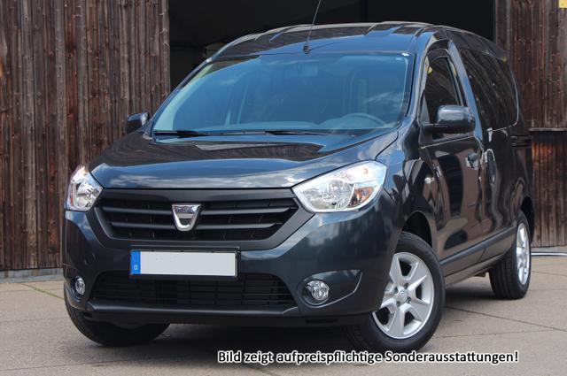 Bestellfahrzeug, konfigurierbar Dacia Dokker - Comfort :Klima  Radio   NSW  ZV mit FB  Elektr. Fenster