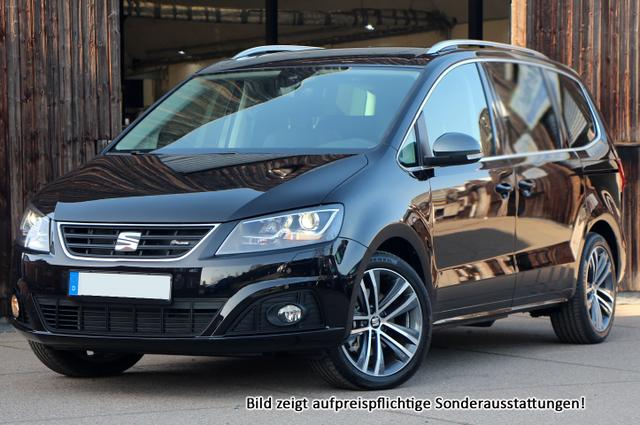 Seat Alhambra Reference :3Z Klimaauto.+ Radio+ Tempomat+ Spur