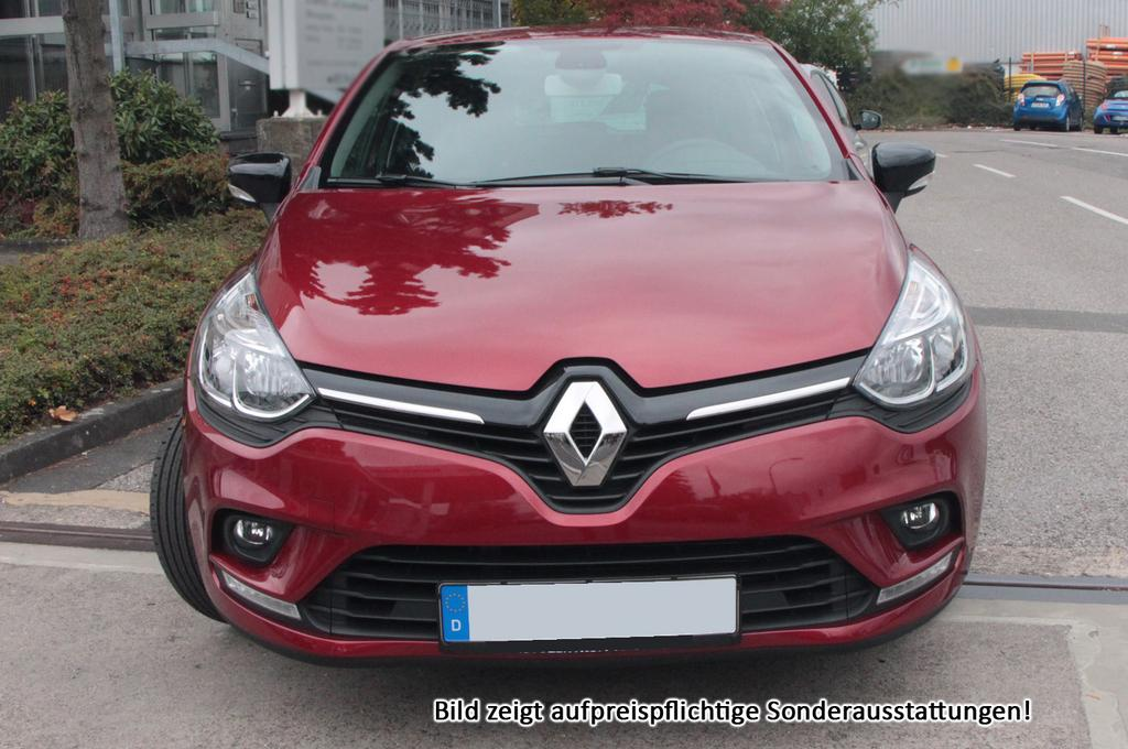 renault clio facelift 17 limited 16 alu klima. Black Bedroom Furniture Sets. Home Design Ideas