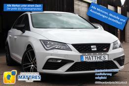 """SEAT Leon ST Cupra      :Vorbestellt/ nur diese Woche/ begrenzte Stückzahl  300 PS   DSG  4x4  Panorama  NAVI  19"""" Alu  LED  KESSY"""