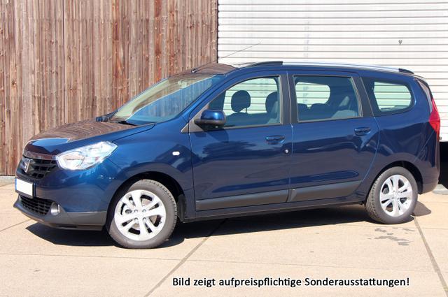 Dacia Lodgy - Picknick :Winterpaket+Radio+Elektr. Fenster+Tempomat