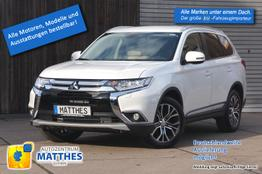 Mitsubishi Outlander - Top :7-Sitzer LED Leder Keyless WinterPak