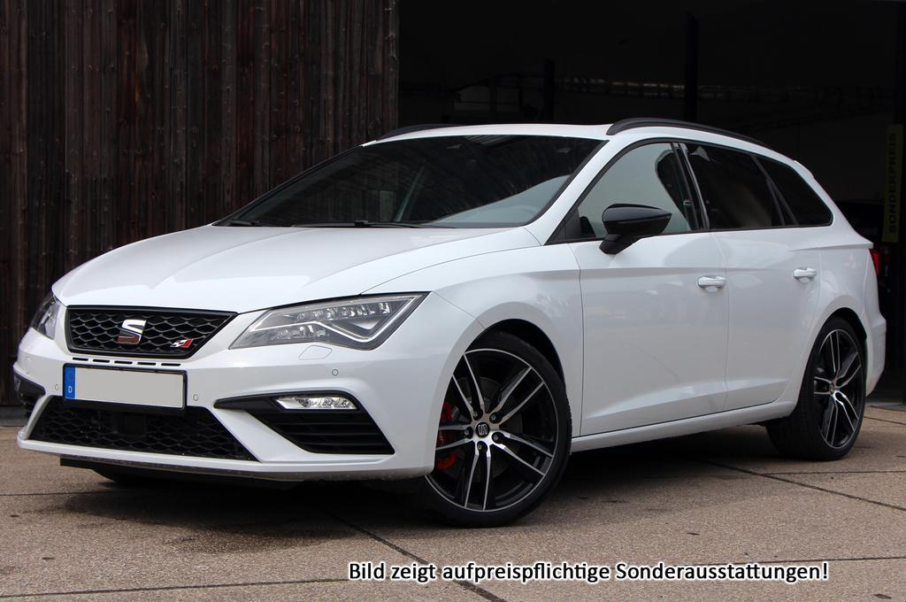 seat leon st cupra voll led 19 alcantara. Black Bedroom Furniture Sets. Home Design Ideas