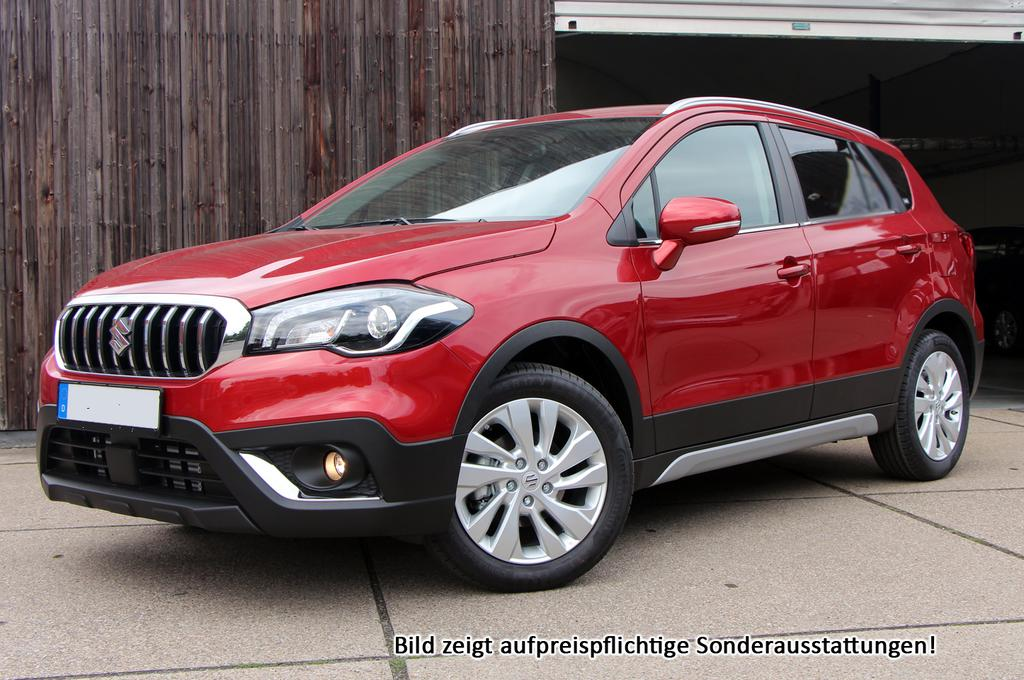 suzuki sx4 s cross comfort navi winterpak parkhilfe. Black Bedroom Furniture Sets. Home Design Ideas