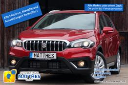 Suzuki SX4 S-Cross - Club :Klima  Radio  Tempomat  Multifunktionsdisplay