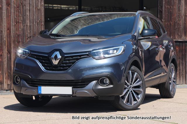 Renault Kadjar - XMOD :ModularitätsPak+ OutdoorPak+ Dachreling+ Climatronic+ Chro