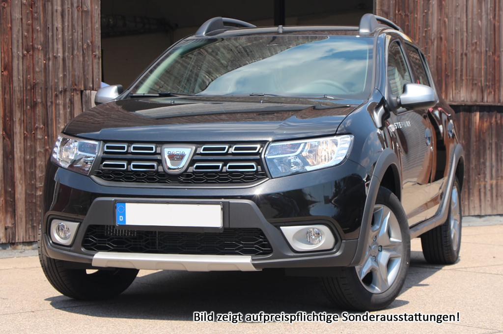 dacia sandero stepway navi winterpak parkhilfe klima. Black Bedroom Furniture Sets. Home Design Ideas