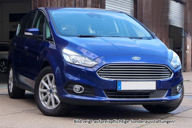 Ford S-MAX - Titanium :NEU EURO6d-TEMP+ Handy-NAVIGATION* + ParkAsst.+ Winter