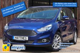 Ford S-Max (Aktion!)      Titanium :Handy-NAVIGATION    ParkAsst.  Winter
