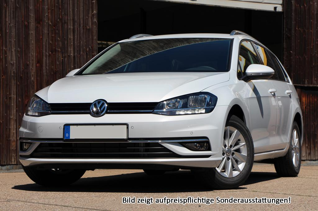 volkswagen golf variant aktion trendline radiocolour tempomat klima und viele weitere. Black Bedroom Furniture Sets. Home Design Ideas