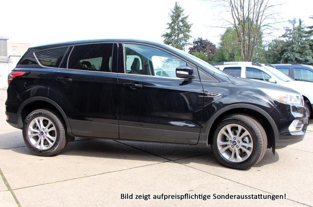 "Ford Kuga AZM Titanium Edt.:SOFORT+ NAVI+ WinterPak+ PDC+ Klimaauto.+ 17"""