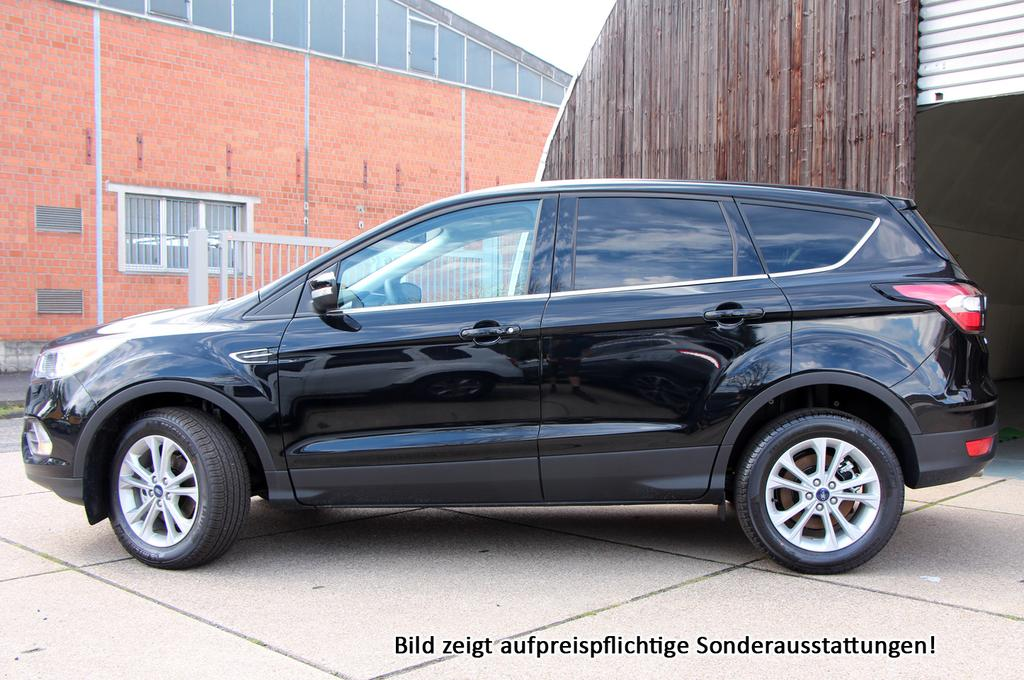 ford kuga titanium neu euro6d temp xenon navi 17 alu. Black Bedroom Furniture Sets. Home Design Ideas