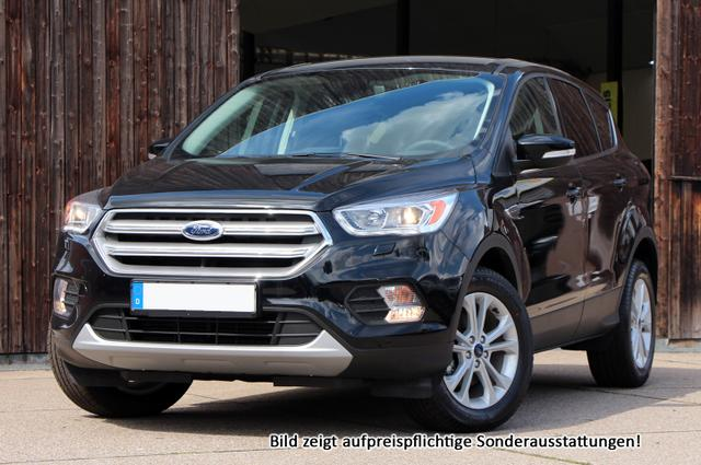 Ford Kuga - Edition :NAVI+ WinterPak+ Parkhilfe+ Klimaaut.+ Tempomat