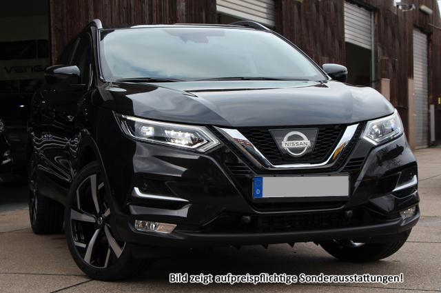 Nissan Qashqai - Tekna :Panorama+ SafetyShieldPlus+ LED