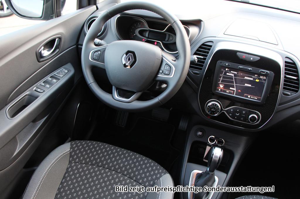 Renault Captur 2018 Intens :2018+ NAVI+ LED+ Klimaaut.+ Parkhilfe+ ...