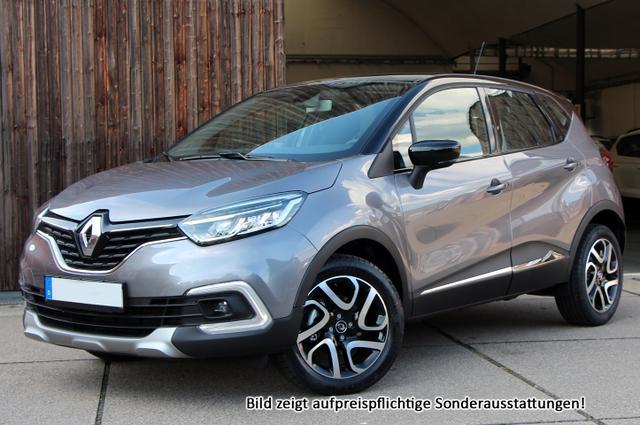 Renault Captur - Initiale Paris :Leder  NAVI  Bose  ParkAsst.  WinterPak