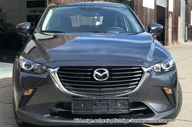 Mazda CX-3 - Exclusive-Line :NAVI  Parkhilfe  WinterPak  Klimaaut  BSD  RCTA