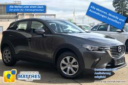 "Mazda CX-3 (Aktion!) - Sports-Line :NAVI  Teilleder  18""  LED  Kamera  Keyles"