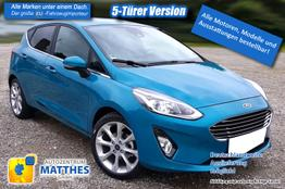 Ford Fiesta 5D [MY 2018] - Cool & Sound :SOFORT  2018  NAVI  Klima  Parkassist  SYNC3  NSW