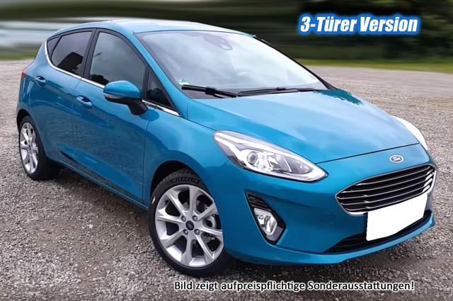 Ford Fiesta 3-Türer - Cool & Sound :2018+ Handy-NAVIGATION* + Klima+ Parkassist+ SYNC3