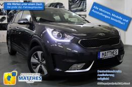 "Kia Niro - Spirit :NEU EURO6d-TEMP  Leder  Tech Pak  18""  LED  NAVI  Winter"